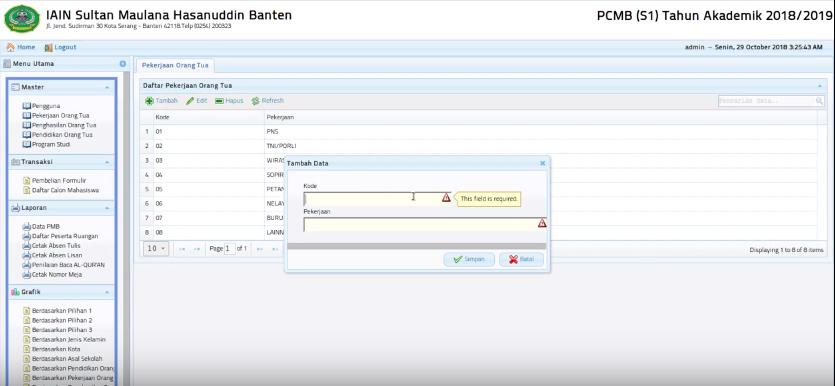 Labtik Aplikasi Penerimaan Siswa Baru Download Aplikasi Pendaftaran Siswa Baru Menggunakan Php Cara Membuat Pendaftaran Siswa Baru Berbasis Web Download Source Code Php Penerimaan Mahasiswa Baru Download Sistem Informasi Penerimaan Siswa